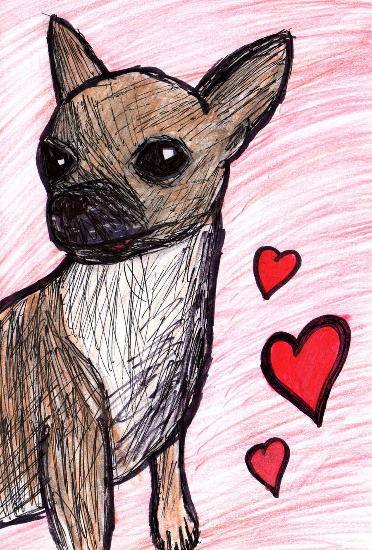 Me Puppy by GwillaTheDragon