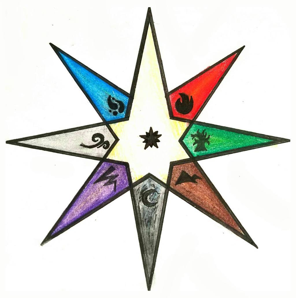 Elements by GwillaTheDragon