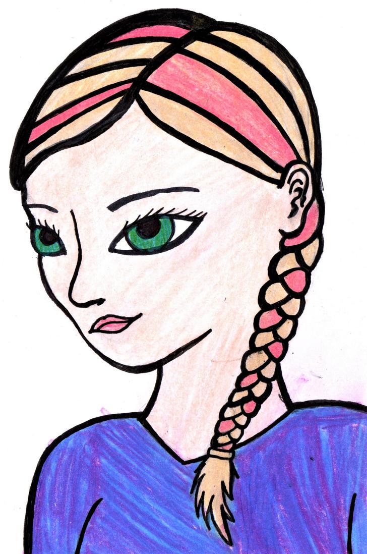 Jenny by GwillaTheDragon