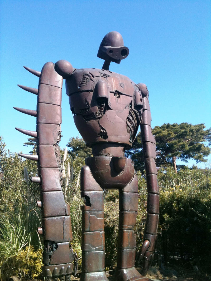 Ghibli D Exhibition : Ghibli museum by nenshki on deviantart