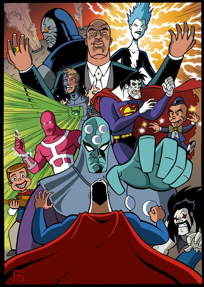 Superman Has a Great Rogues