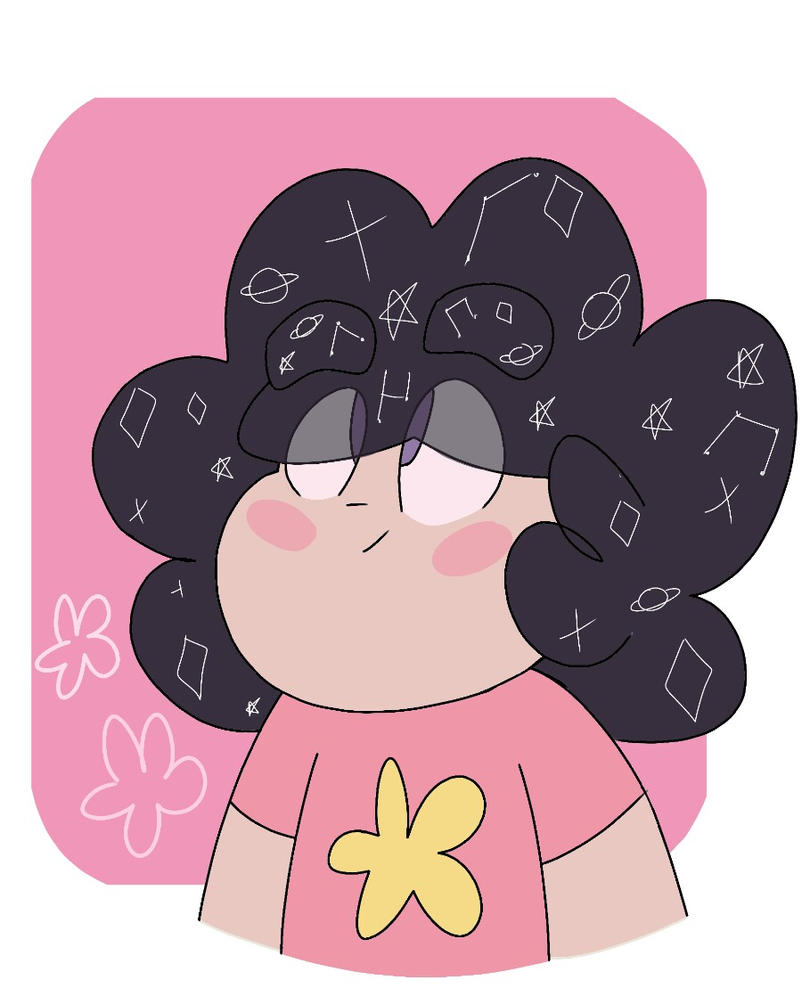 You call him Steven Universe for something amirite x'ddd