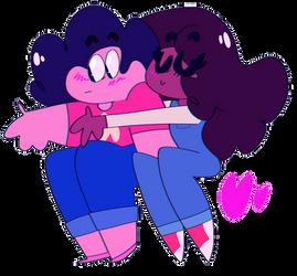 happy valentines day by Pyjamethyst