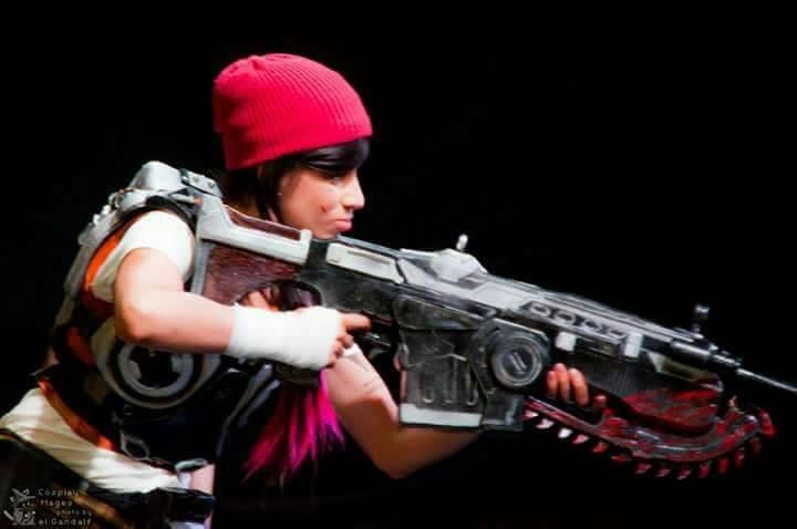 Kait Diaz - Gears of War 4 by LadyBlazon