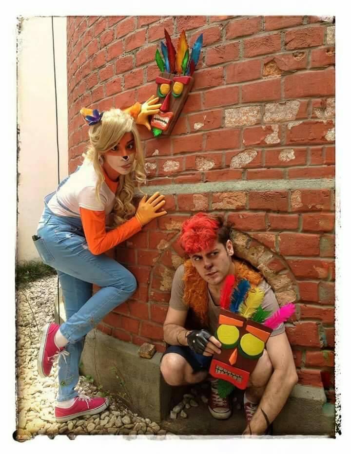 Coco  Crash Bandicoot  by LadyBlazon