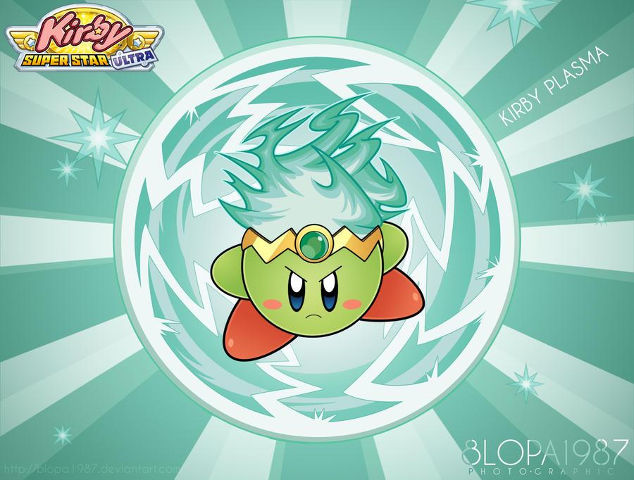 Kirby Plasma by Blopa1987