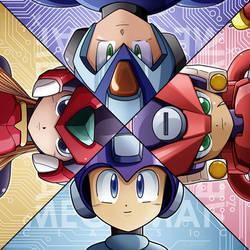 Megaman Sample Hits by Blopa1987