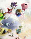 Kirby Dream Land 3