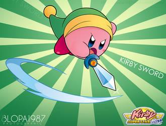 Kirby Sword by Blopa1987