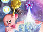 Kirby V/S Dark Nebula (Ice Form)