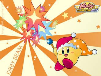 Kirby Beam by Blopa1987