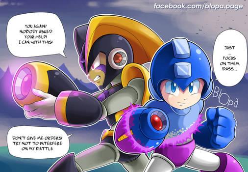 Megaman Connection
