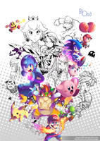 Work in process (Smash Bros) by Blopa1987