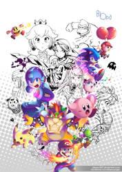 Work in process (Smash Bros)