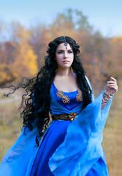 Merlin BBC - Morgana by Wan-Mei