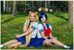 Sailor Moon - Happy day