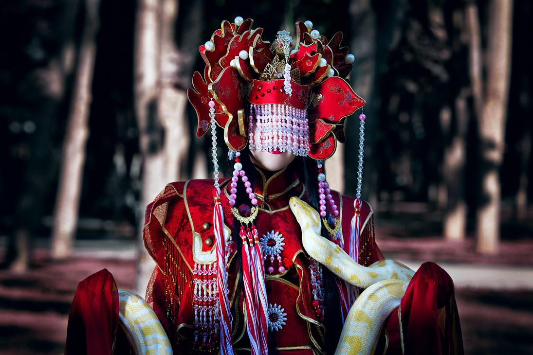 Pili - Dead bride by Wan-Mei