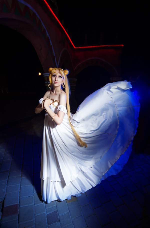 Sailor moon cosplay by Wan-Mei