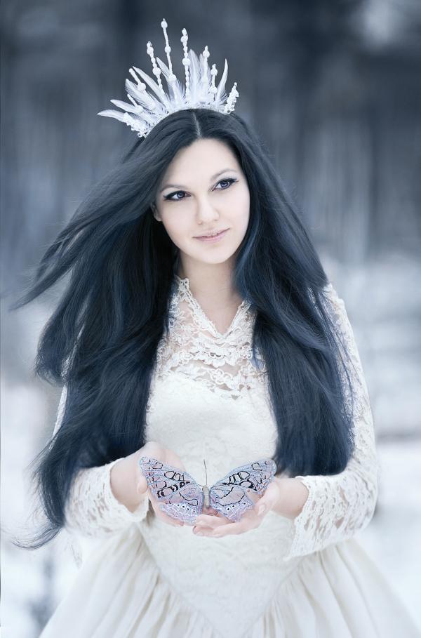 Snow queen by Wan-Mei