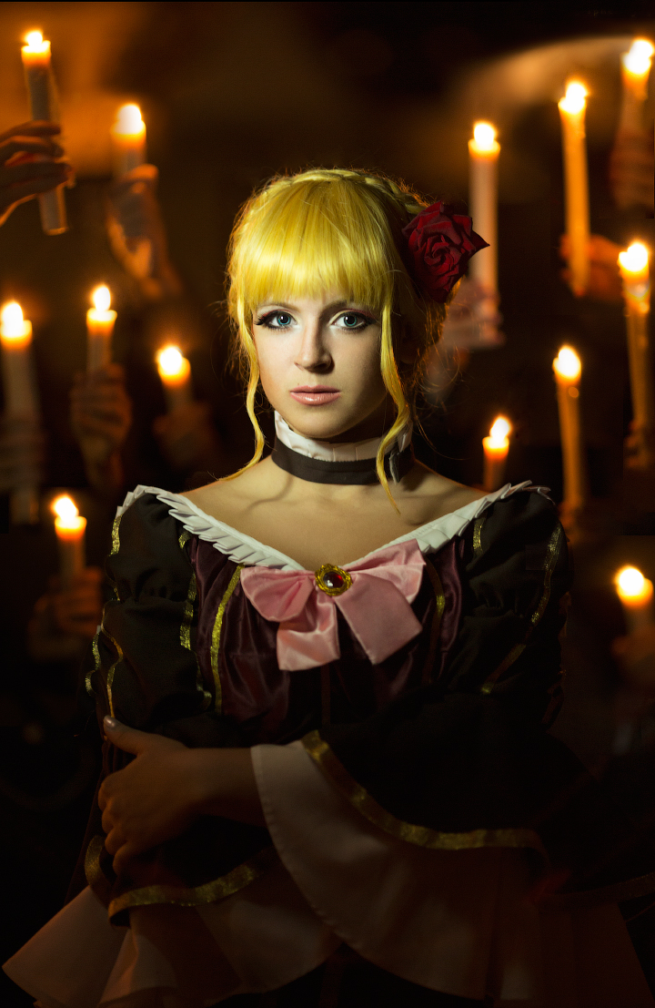 Umineko - The Witch by Wan-Mei