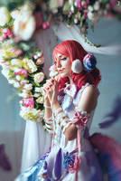 Lovelive - Maki angel by Wan-Mei