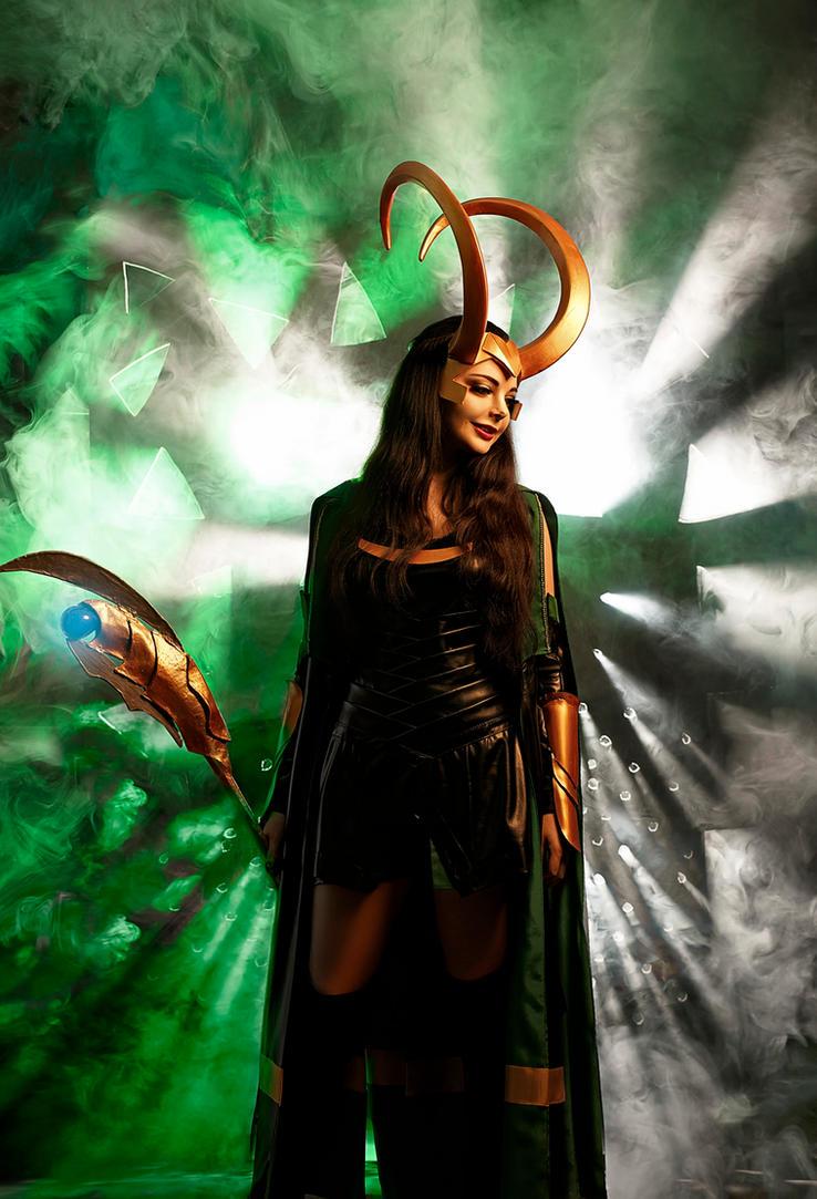 Lady Loki by Wan-Mei