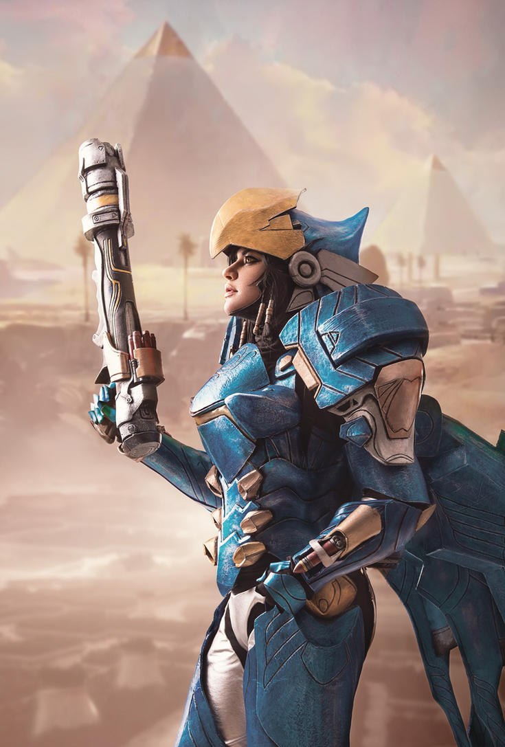 Pharah by Wan-Mei