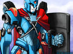 Knightformers Chromia