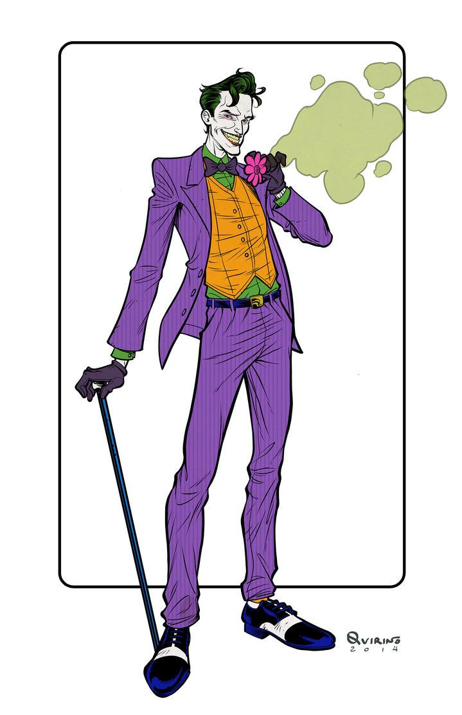 joker by Decalnero