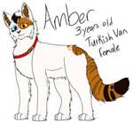 Amber by phoenixthefox1