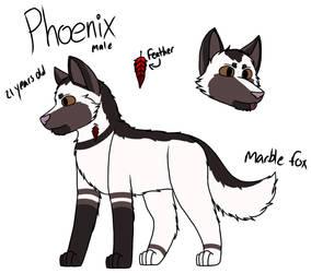 Phoenix 2019 Ref by phoenixthefox1