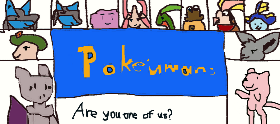 Galerie des Pokéumains My_entry_for_pokeumans_poster_by_fireeevee30-d32ephg
