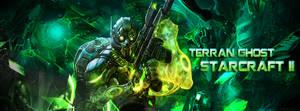 Terran Ghost Starcraft 2 by manwhatadrag