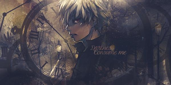 Darknees Consume Me by manwhatadrag
