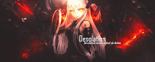 Desolation by manwhatadrag