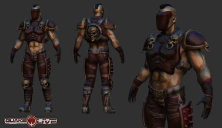 Quake Arena 3 and Live on Quake-Fanclub - DeviantArt