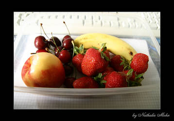 fruits by dieZera