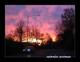 sunrise avenue by dieZera