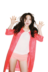 Girls' Day Minah PNG by PhotoPOP-K