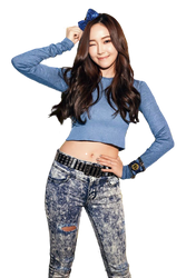 SNSD Jessica PNG by PhotoPOP-K