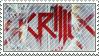 Skrillex Bangarang Stamp by feliuskatus
