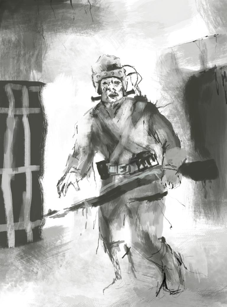 Frankengoon by Ravagewolf