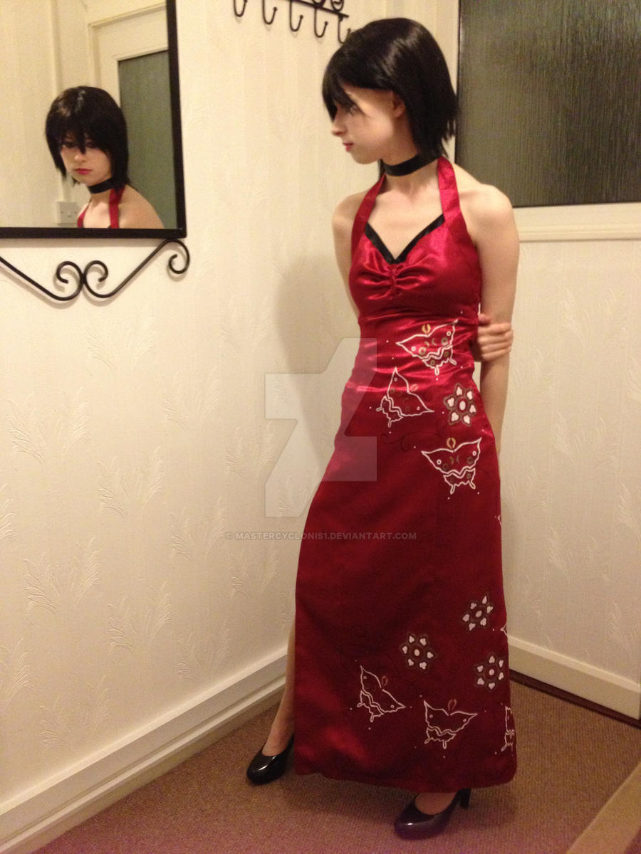 Ada Wong Resident Evil 4 Cosplay 4 by MasterCyclonis1