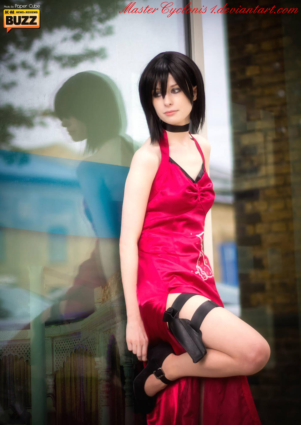 London MCM: Ada Wong Resident Evil 4 by MasterCyclonis1