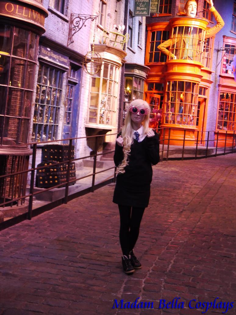 Diagon Alley! by MasterCyclonis1
