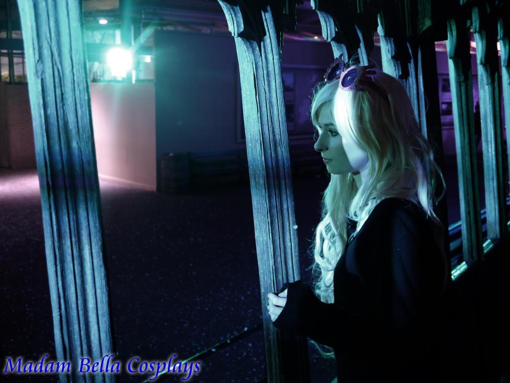 Luna Lovegood cosplay by MasterCyclonis1