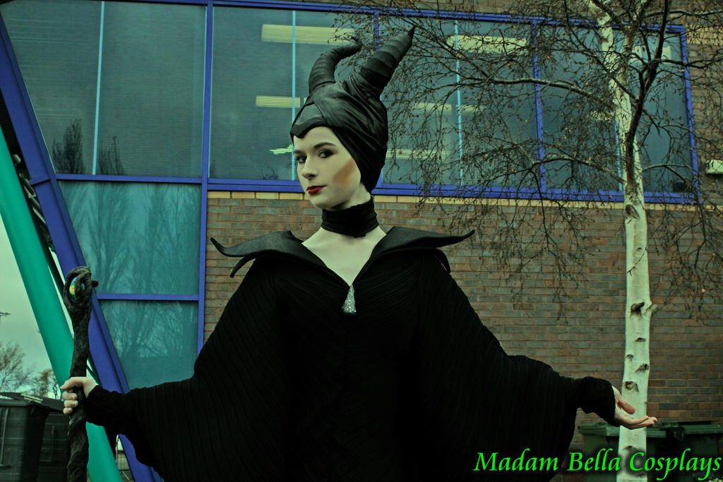 Maleficent Cosplay by MasterCyclonis1