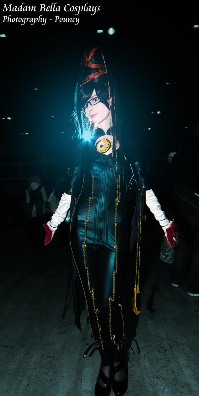 Umbra Witch - Bayonetta by MasterCyclonis1