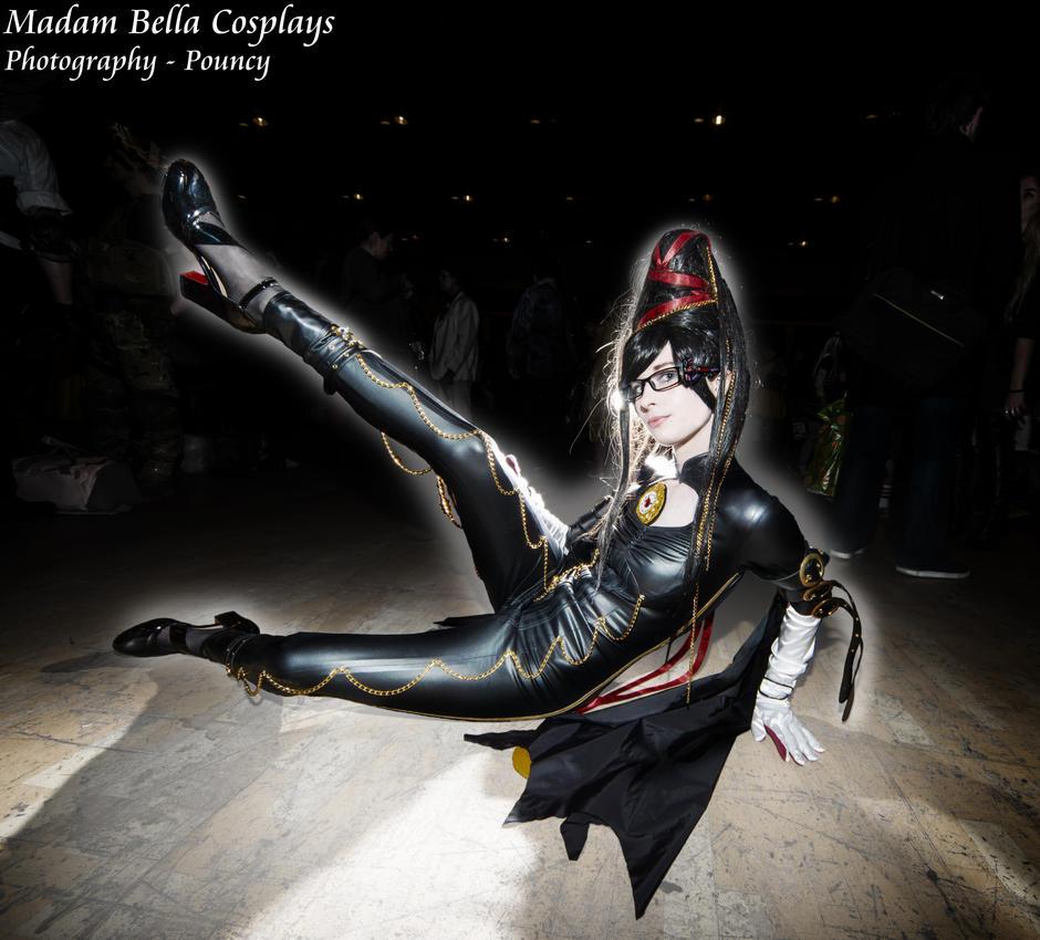 Dance with Joy - Bayonetta Cosplay by MasterCyclonis1