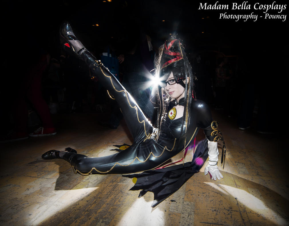 Bayonetta Cosplay by MasterCyclonis1